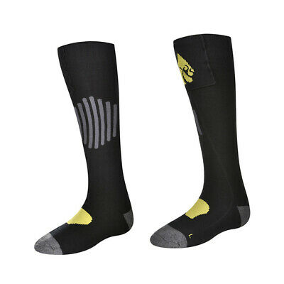 Electric Charging Battery Heated Cotton Socks Feet Thermal Winter Warmer T5E8