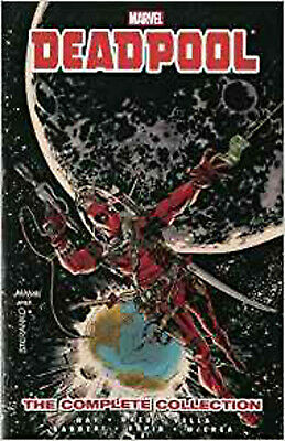 Deadpool by Daniel Way: The Complete Collection Volume 3, Carlos Barberi,Sheldon