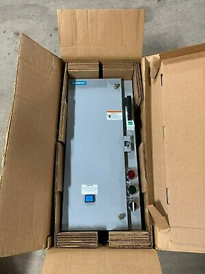 Siemens 17CSB92BF11 Combination Magnetic Starter/Disconnet