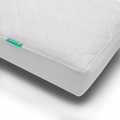 Newton Baby Waterproof Crib Mattress Pad Cover | 100% Breathable Proven To Reduc