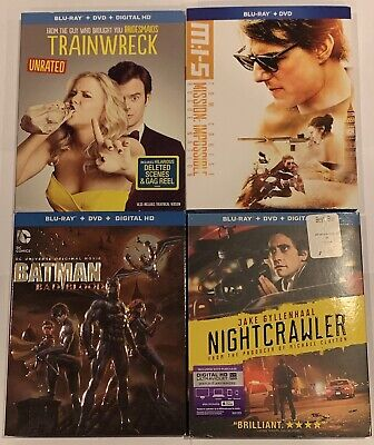 Blu-Ray Lot: Pick ANY 2 for $10 (Lego Batman Movie, World War Z, Home) SEE INFO!