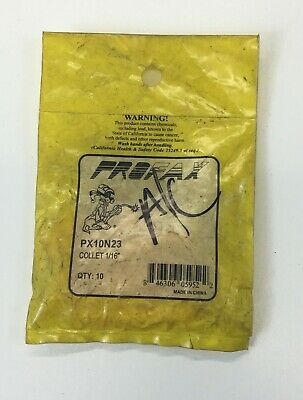 PROFAX PX10N23 Collet 1/16 (10 pieces)