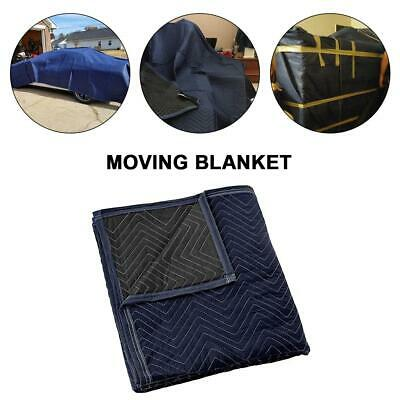Moving Blankets Wear-resisting Packing Quilted Shipping Furniture Pads 203*183cm