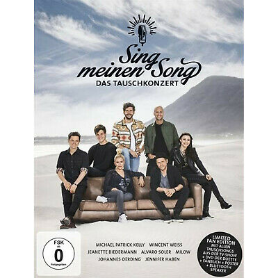 VARIOUS - Sing meinen Song – Das Tauschkonzert Vol. 6(Deluxe Version Limited) [C