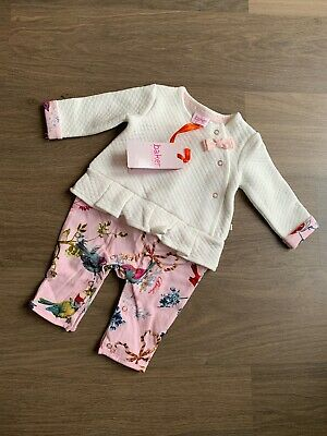 Clothing, Shoes & Accessories Boys' Clothing (newborn-5t) Expressive Ted Baker Baby Boy Newborn Buy One Get One Free