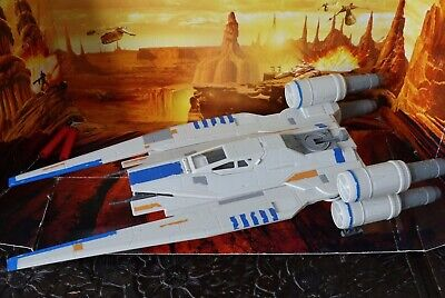 Star Wars Vehicle  2016 Rogue One Collection Rebel U-Wing Fighter