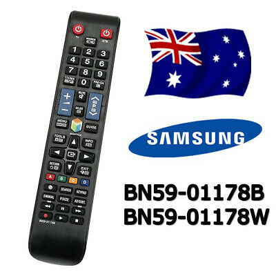 BRAND NEW SAMSUNG SMART BN59-01178B / AA59-00581A TV Remote Control OZ