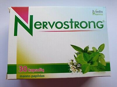 Nervostrong-For nervous system function,psychological condition and fatigue