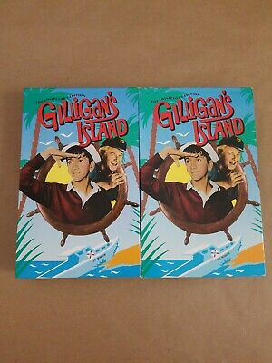 Gilligan's Island VHS Lot Of 2 Columbia House Collector's Edition
