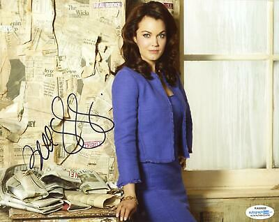 """Bellamy Young """"Scandal"""" AUTOGRAPH Signed 8x10 Photo ACOA"""