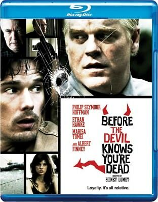 Before the Devil Knows You're Dead (Blu-ray Disc, 2008)