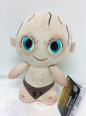 Funko Super Cute Plushies Lord Of The Rings Smeagol Gollum Hot Topic NEW