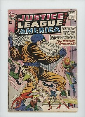 Justice League of America #20  DC  G+