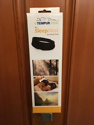 The SleepMask by Tempur-Pedic Tempurpedic NEW
