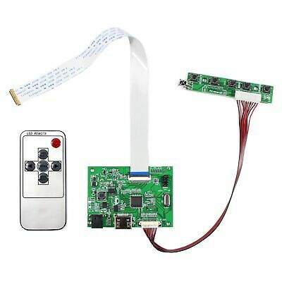 "Fit To Raspberry Pi HDMI Input Board For 10.1"" G101UAN01.0 1920X1200 eDP LCD"
