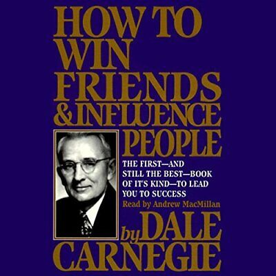 How To Win Friends & Influence People - Audiobook MP3