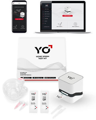 YO Home Sperm Test for WINDOWS PC and ANDROID Devices | Motile Sperm Analysis