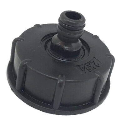 IBC Adapter Connector Hose Lock Water Pipe Tap Storage Tank Fitting Part Garden