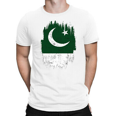 Pakistan Cricket World Cup 2019 Mens T Shirt Flag Support Your Team Adult Kids