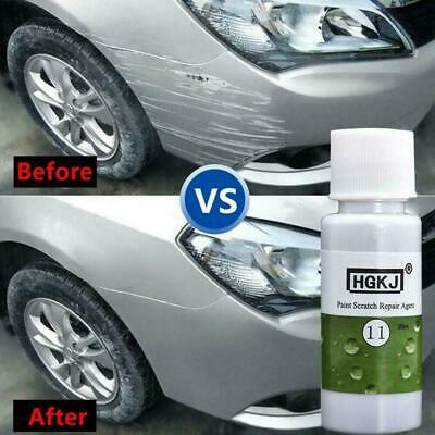 HGKJ Car Paint Scratch Repair Remover Agent Coating Maintenance Accessory 20ML N