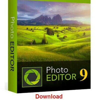 Inpixio Photo Editor 9 Latest Lifetime Photo Editing Software - Instant Download