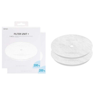 Petkit Eversweet Cat Dog Health Water Drinking Fountain Replacement Filters 2pcs