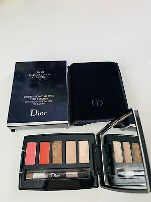 Dior Timeless Look Collection Glow Palette Eyes & Lips +jadore in joy 5ml