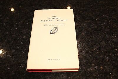 The Rugby Pocket Bible by Ben Coles (Hardback, 2012)