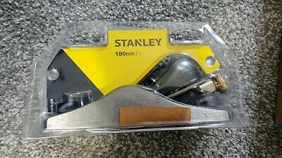 Stanley 220 Adjustable Block Plane - 180mm