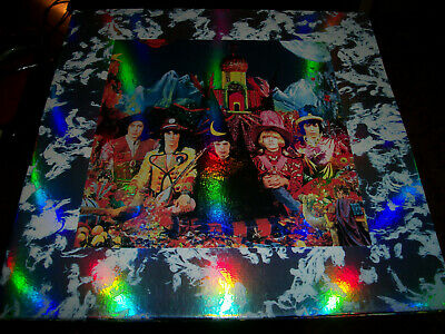 The Rolling Stones ‎– Their Satanic Majesties Request - LP g/f - 2003 - ABKCO