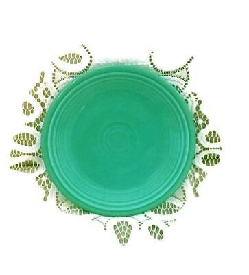 Fiesta ware Salad Plate 7 1/4 inches Turquoise Color contemporary