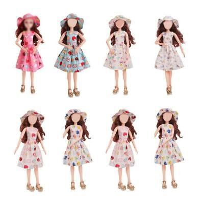"""Fits 23"""" inch Doll Girls Doll Handmade fashion Doll Clothes dress Outfit Hot"""