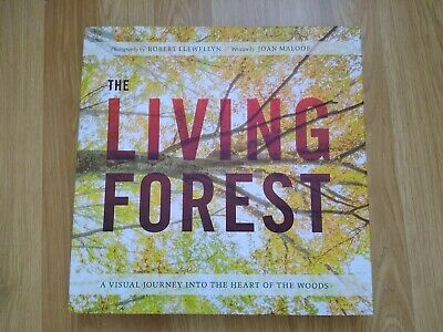 The Living Forest Book - Hardback