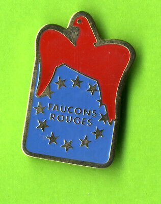 Pin's - Faucons Rouges (1)