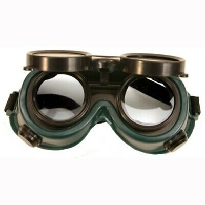 Flip Up Welding Goggles Safety Lens for Gas Welders