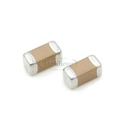 JOHANSON Multilayer Ceramic Capacitors MLCC SMD 16volts 1uF Y5V 0805 Qty.10