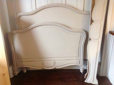 Shabby Chic French style small double bed frame