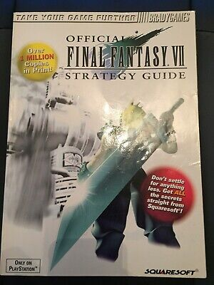 Final Fantasy VII (7) strategy guide