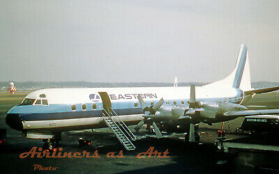 EASTERN AIRLINES LOCKHEED L-188 Electra N5502 DCA March 1965 8