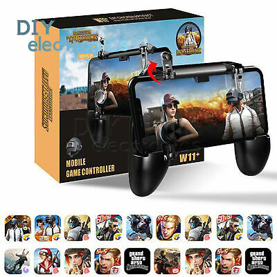 PUBG W11+ Gamepad Remote Controller Mobile Wireless Joystick , iPhone Android US