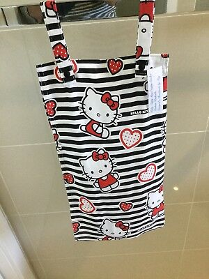 Hello Kitty, Nappy Stacker, Slim Line, Space Saver, Handmade, New  (T3)