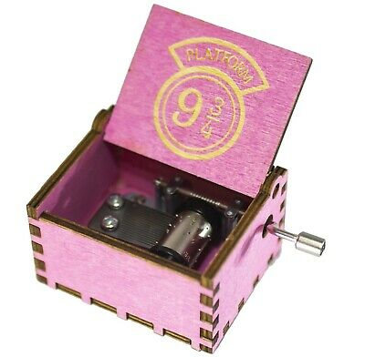 Hedwig Theme Harry Potter Music Box - Choose your Color