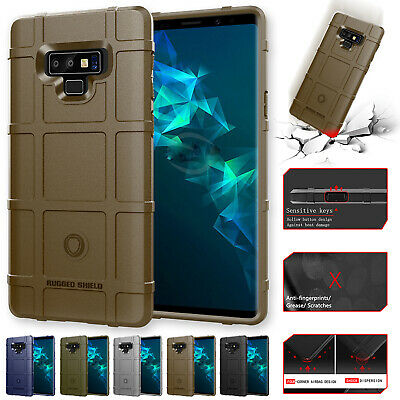 For Samsung Galaxy S10 5G A30 A50 A70 Case Shockproof Hybrid Rugged Rubber Cover
