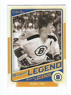 2012-13 O-Pee-Chee Marquee Legend - OPC Legende - PICK FROM LIST - 12/13