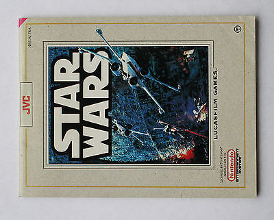 Star Wars -- Nintendo NES -- Manual (NES-7V-FRA)