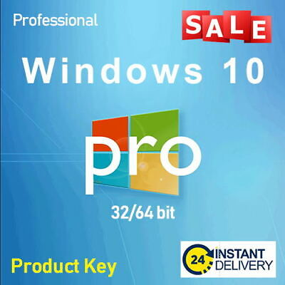 Windows 10 Pro Key Win 10 Oem License Activation Genuine Original Product Key