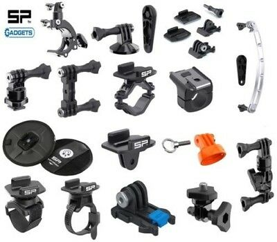 Sp Gadgets Fixations/ Bras / Pinces / Clips / GOPRO Action Cam