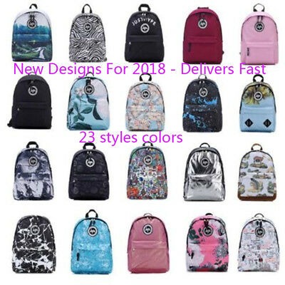 Rucksack Back to School 2018//19 NEW!! New Designs Brand New Hype Backpack