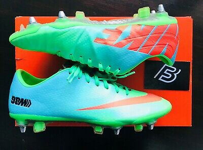 d66036a63 Nike Mercurial Vapor IX 98 Fast Forward Green - Size UK 7 SG - Amazing  condition