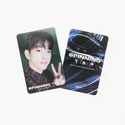 [GOT7] SPINNING TOP Official Photocard / Eclipse / 1pc / JINYOUNG 3